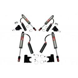 """2"""" Adjustable Lift Kit - Tires up to 33"""" - JK 2 Doors"""