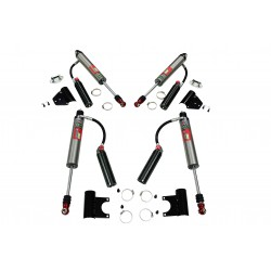 """2"""" Adjustable Lift Kit - Tires up to 35"""" - JK 4 Doors"""