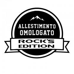 "Nulla Osta Omologativo Allestimento Rock's Edition 37"""