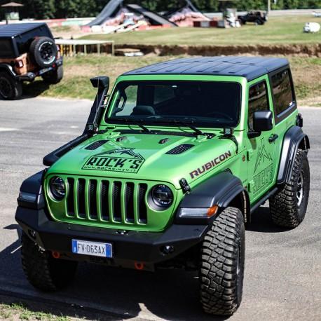 Jeep Wrangler JL 2.0 Turbo Rubicon Automatico 2019