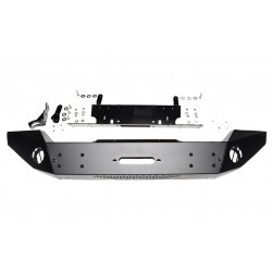"""MODULAR"" Steel Front Bumper with Winch Mount"