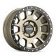 Cerchio Mayhem Scout Matte Gold 17x8.5 5x5 ET 0