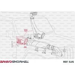 Snorkel Kit Extra - Certificato CE