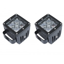 "3"" Cube LED Light (pair)"