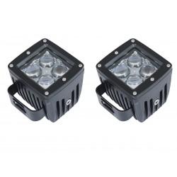 """Faretti LED 3"""" (coppia)"""