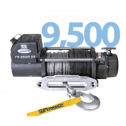 Verricello Superwinch Tiger Shark 9500 SR 12V