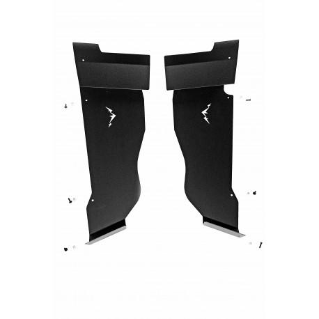 Rear Aluminum Inner Fenders
