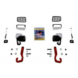 Red Tow Hook Kit
