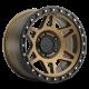 Cerchio MR312 17x8.5 5x5 ET 0