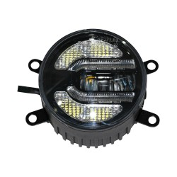 "LED Fog Light Kit w/DRL 3.5"" - E-Mark"