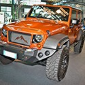 JKU Wrangler Unlimited